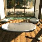 Ambrosia Podium Close Up Bathroom Design Ideas by Pearl Baths