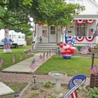 American Independece Day House Decoration