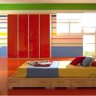 Astonishing Full Color Kids Room Design Ideas