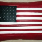 Awesome American Flag Pillow Design