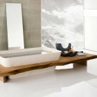 Awesome Bathrooms from Neutra with Strikingly Beautiful Bathtub