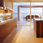 Awesome Brown Wall Kitchen