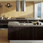 Awesome Brown and Black Kitchen Ispiration Ideas