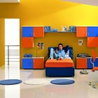 Awesome Colorful Boys Bedroom Ideas