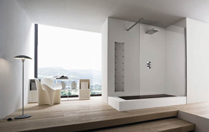Modern Simple Bathroom Design : Awesome modern bathroom designs ideas from rexa interior