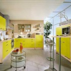 Beautiful Nobilia Yellow Kitchen Ideas