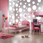 Beautiful Pink Funiture Sets