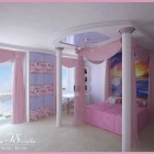 Beautiful Room for Girl by Irina Silka