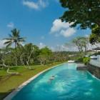 Beautiful Terraced Pool Como Shambhala Resort