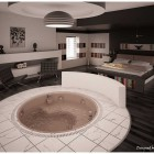 Bedroom with Jacuzzin Tub