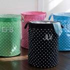 Best Dottie Accents Contain Laundry Bin design