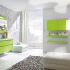 Best Lourescent Green Bathroom