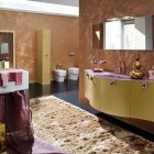 Best Luxury Bathroom with Large Rug