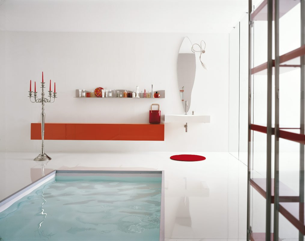 Best Modern and Minimalist White Bathroom