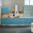 Blue and Cream Kitchen Design Ideas