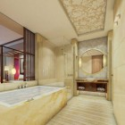 Chinese Bathroom by Lionshima