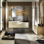 Contemporary Bathroom Design from Delpha