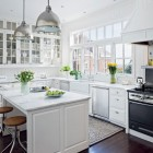 ContemporaryCountry Style Kitchen Design