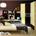 Cool Brown Boys Bedroom Ideas by ZG Group