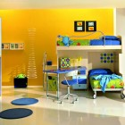 Cool Colorful Boys Bedroom Design