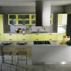 Cool Piramide Yellow Kitchen Design