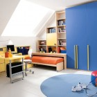 Cool Sport Boys Bedroom Ideas With Tenis Racket