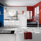 Cool and Gorgeous Bathroom Design from Delpha