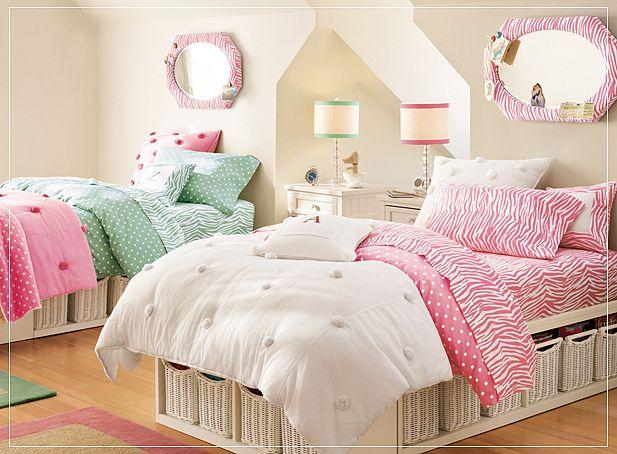10 beautiful young girl teen bedroom designs bedroom - Cute teenage girl rooms ...