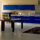 Di Lorio Cucine Blue Kitchen Decoration