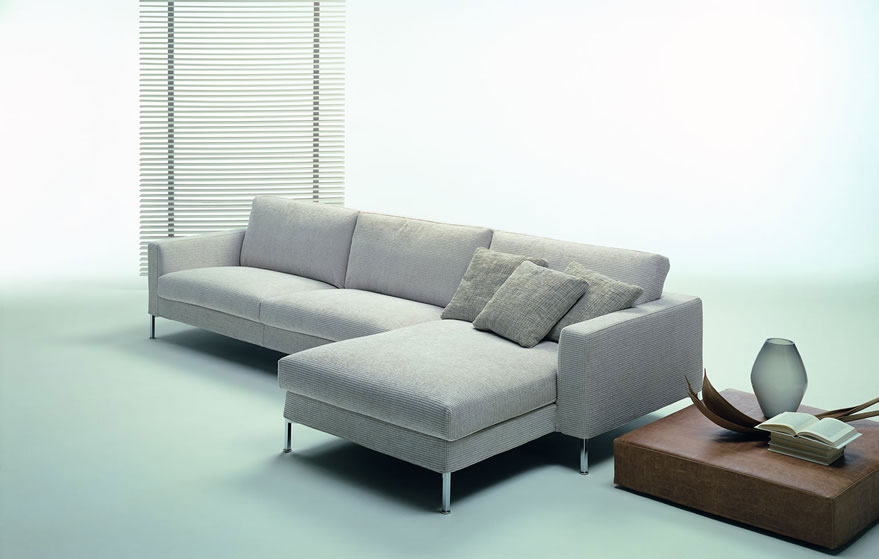 Elegant Modern Sectional Sofa