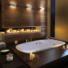 Eterne Drop In Close Up Bathroom Design Ideas by Pearl Baths