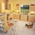 Exeter Yellow Kitchen Decoration Ideas