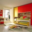 Full Color Kids Room Design Ideas for Boys