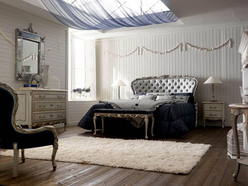 Glamours Italian Classic Interior Kids Bedroom