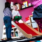 IKEA Kids Badroom with Playground Slide