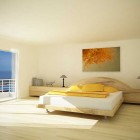 Large Space Pretty Bedroom Sea View by Dotso