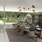 Luxury Dining Transparent Walls Glass Pavilion