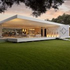 Luxury House Design Ideas Glass Pavilion