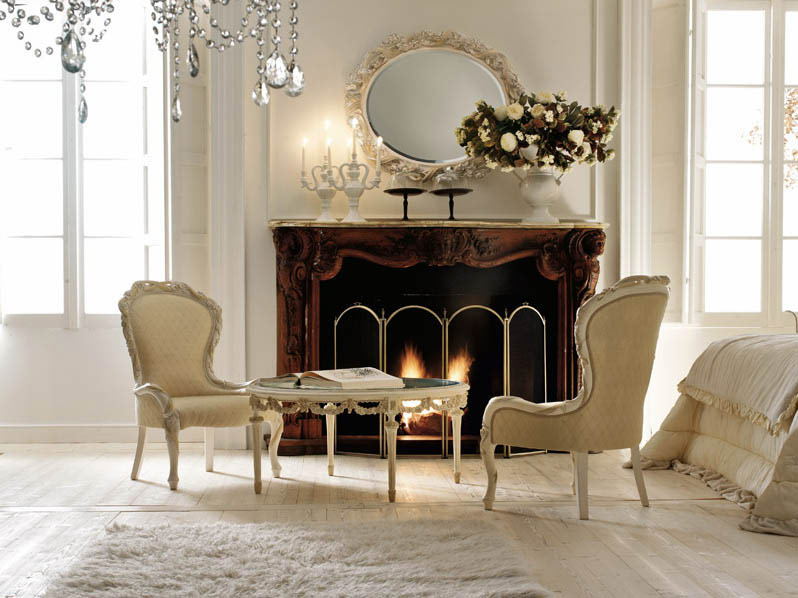 Luxury classic italian interiors bedroom design ideas for Luxury classic interior design