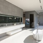 Luxury Master Bathroom Glass Pavilion