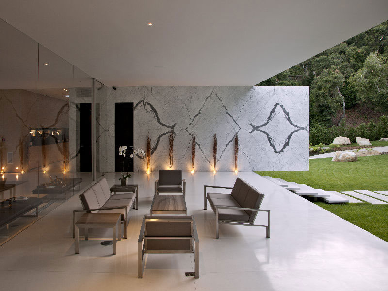 Luxury Veranda Glass Pavilion