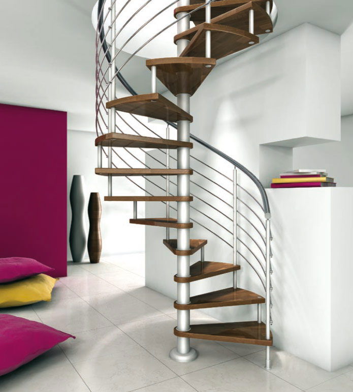 Beautiful Stairs Design From Scale Nilur Ideas Design