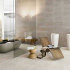 Modern Bathrooms from Neutra With Twin Wastafel