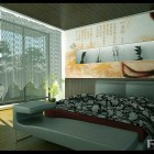 Modern Chinese Style Bedroom