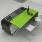 Modern Kitchen Table Design Ideas