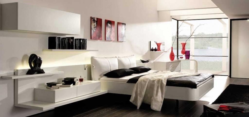 Modern Minimalistic Bedroom Design Ideas From Hulsta