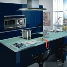 Modern Stormer Kuchen Blue Kitchen Decor