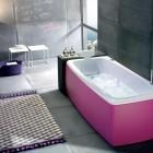 Modern Teen Pink Bathub by BluBleu