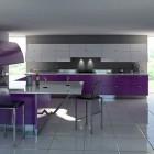 Best Purple Kitchen Design Ideas