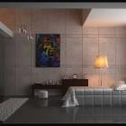 Modern and Comforty Bedroom Maxwell by Xsekox